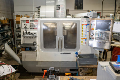 Foto centro di lavoro cnc Haas automation VF2SS