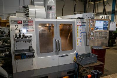 Foto fresatura meccanica di precisione di Mic Mec
