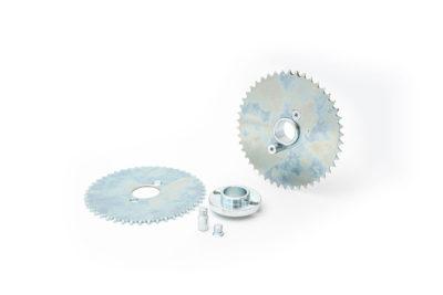 foto componenti in acciai vari mediante tornitura, fresatura, assemblaggio e lavorazione di ripresa